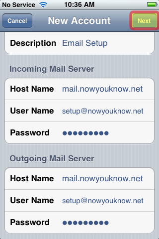 iOS setup image 7