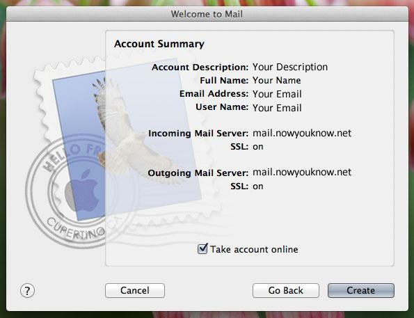 Mail setup image 4